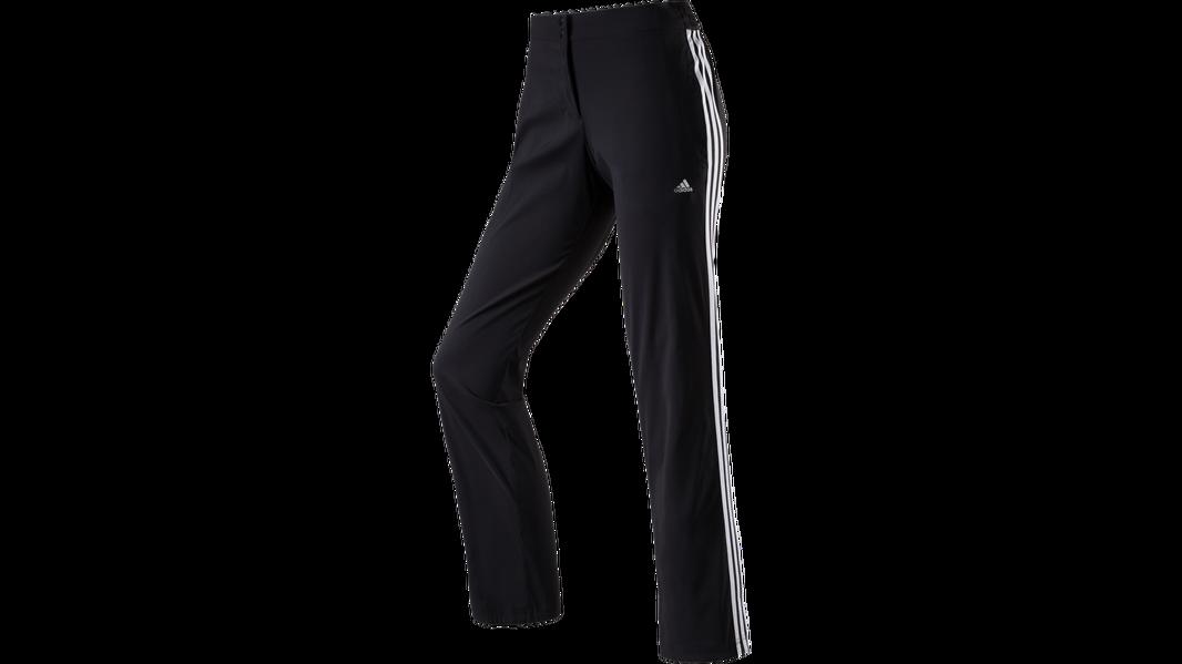 adidas damen hose easy woven long black white 38 s17758
