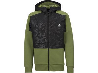 ADIDAS Kinder Kapuzensweat ID COVER UP